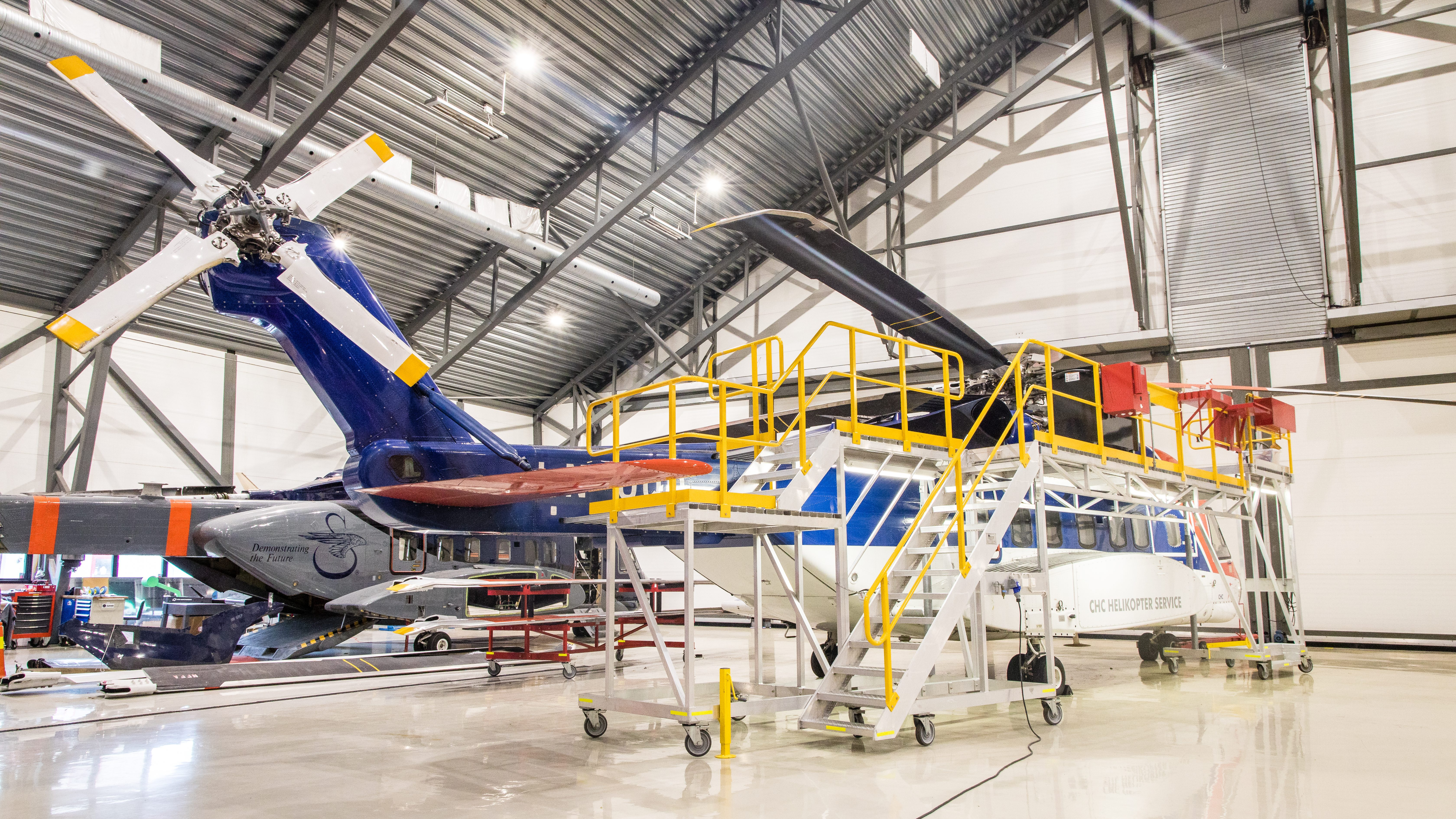 At the forefront of Aviation GSE products